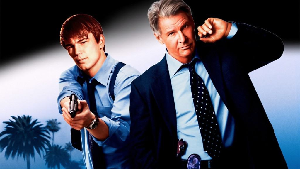 acting partners: Harrison Ford and Josh