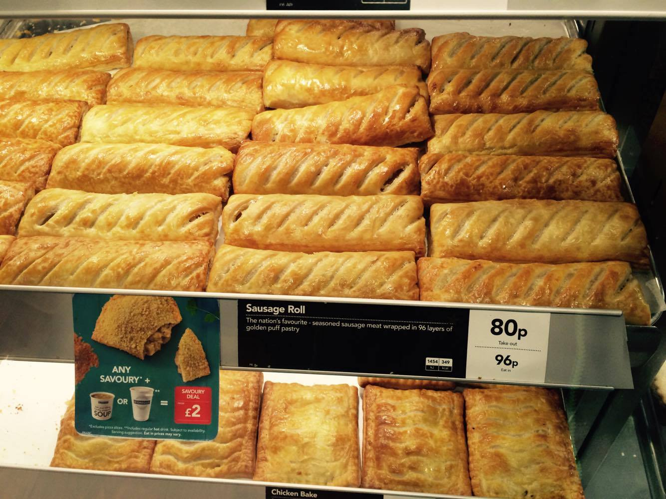 the largest bakery chain in the UK
