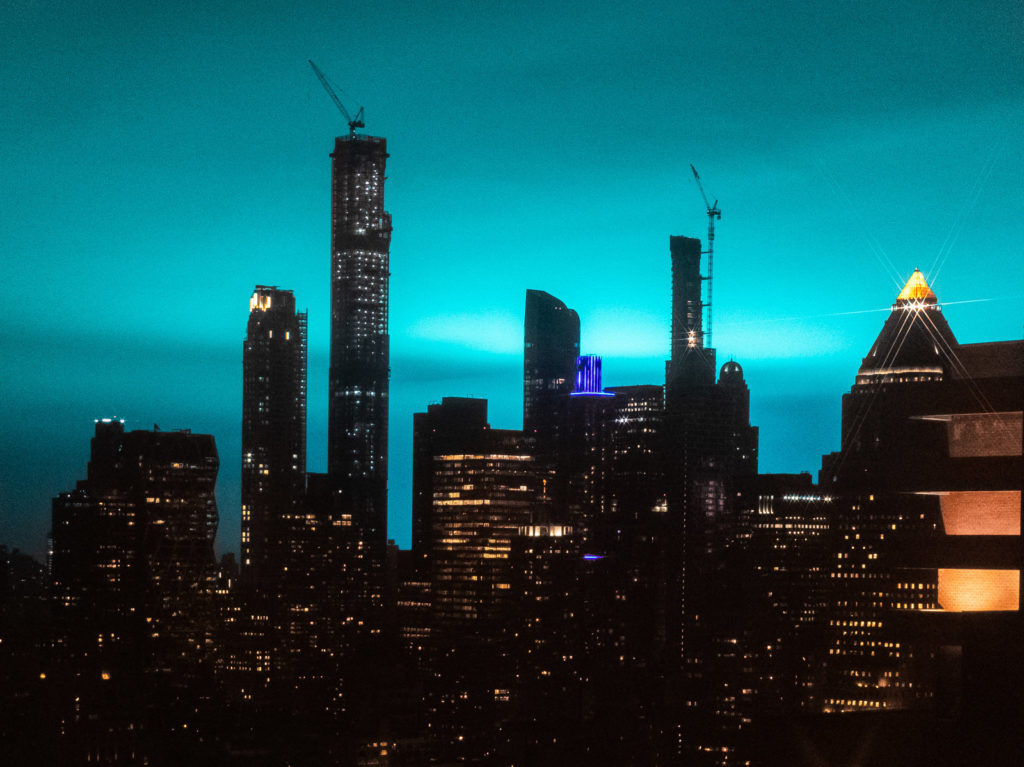 Local Gov't says no 'extraterrestrial activity' in New York