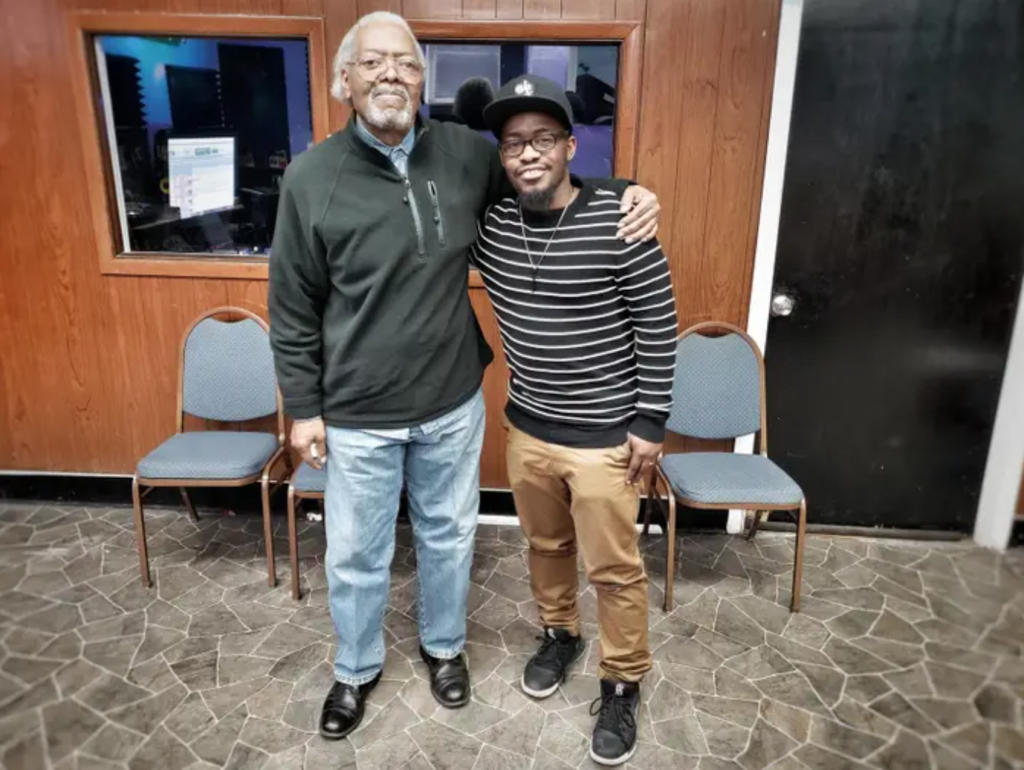 72-year-old Grandpa Becomes Hip-hop Artist