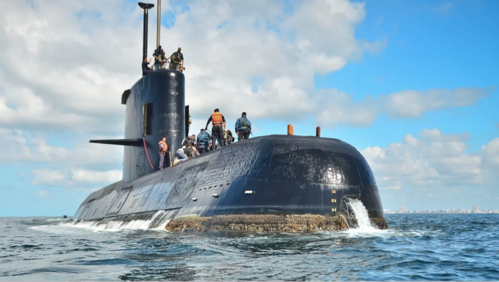 Missing Argentine SUBMARINE with 44 Onboard Found After a Year It Went Missing