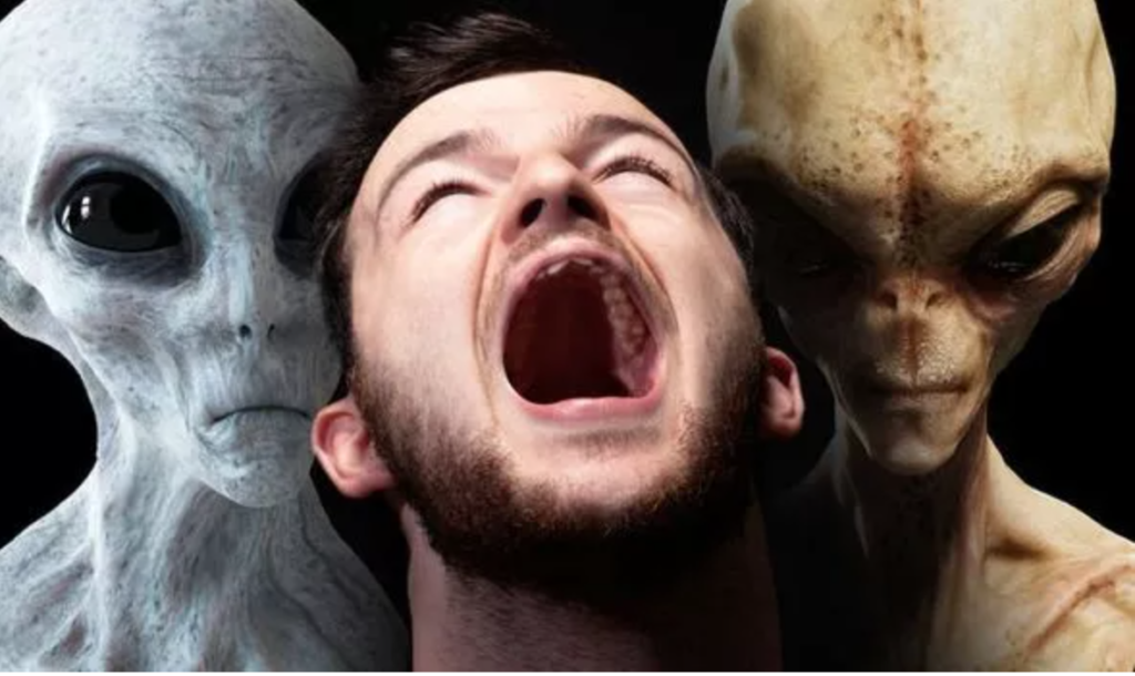 ALIENS are Breeding with Humans, a Professor Claims