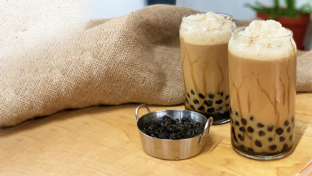 Milk tea as one of the most loved beverages in the world