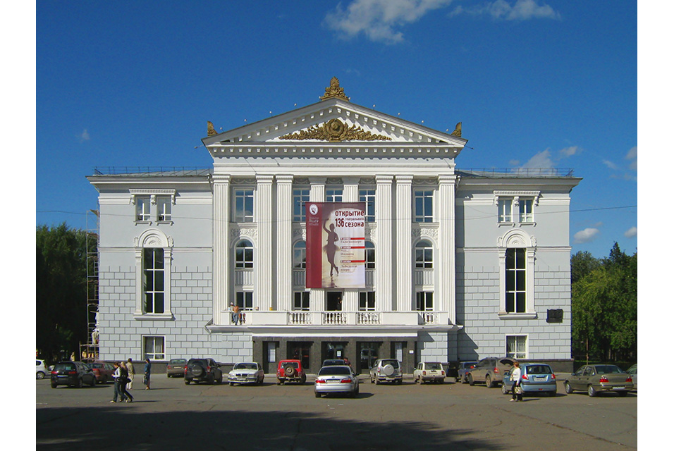 Theater in RUSSIA to Perform for an Audience of One