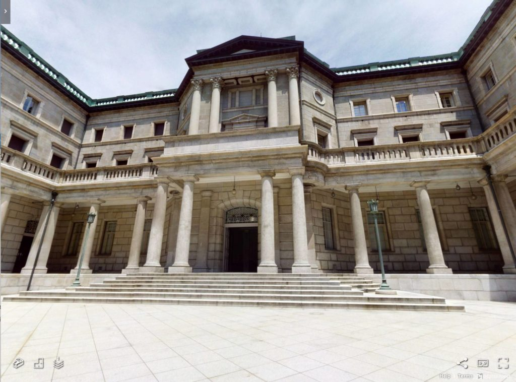 BANK of Japan HQ Offers Virtual Tour Amid Pandemic