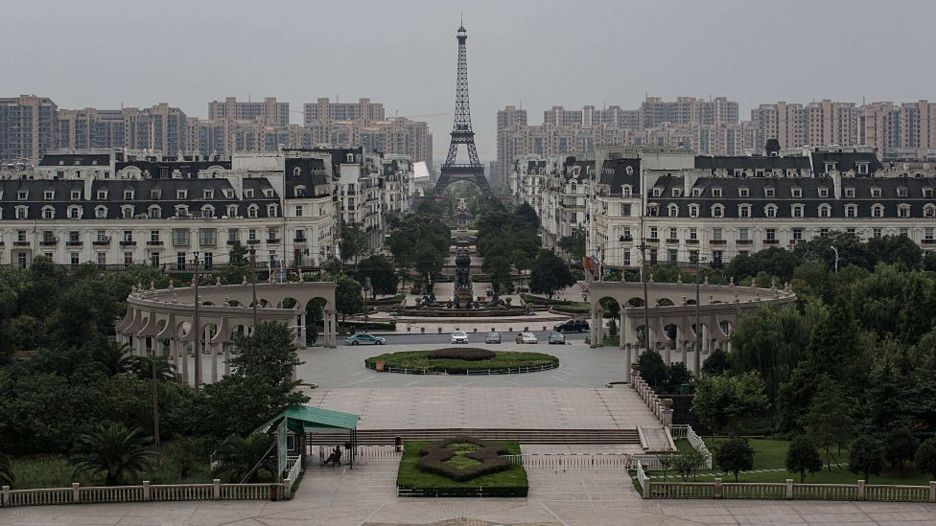 China Bans Copycats of Foreign Designs in Its ARCHITECTURE