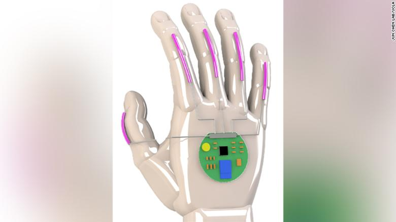 High-Tech Gloves Translates Sign LANGUAGE into Speech