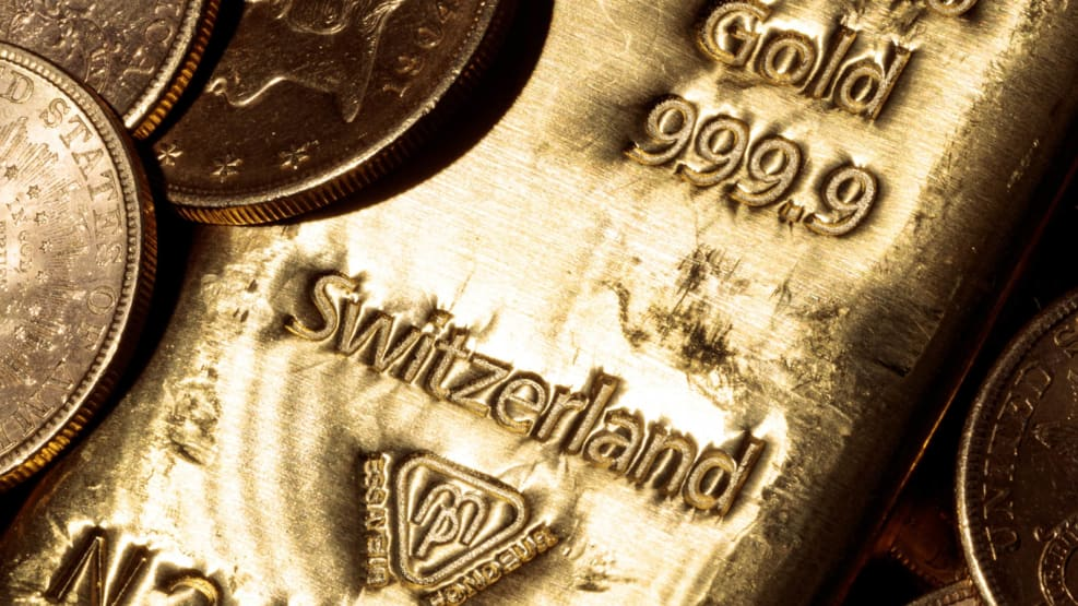 SWISS Authorities in Search for Passenger Who Left Gold Bars on Train