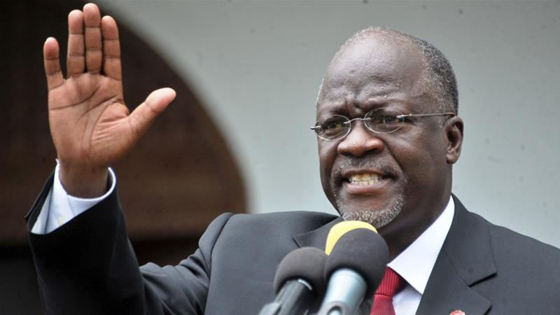 TANZANIA President Questions COVID-19 Test Kits After an Alarming Results from a Goat Test