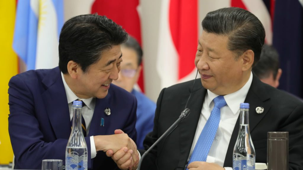 Japan's Ruling Party Calls to Cancel the Visit of President Xi