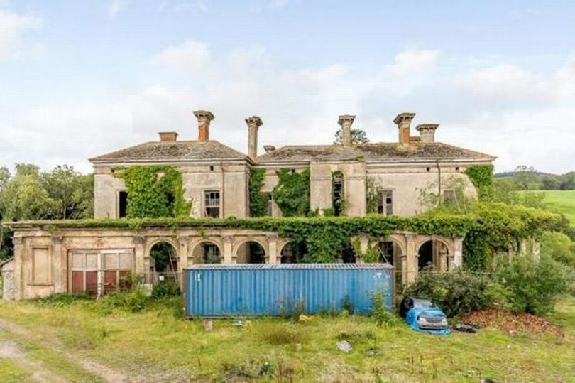 Abandoned Mansion in England Now on Sale for Bargain Price