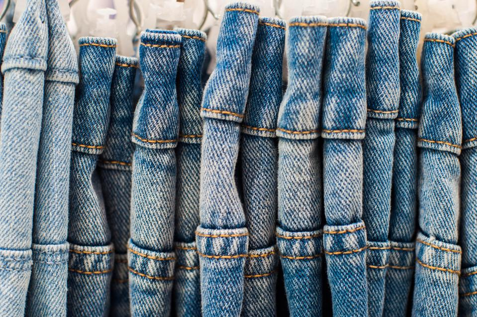 The World's Most Popular Pants goes SUSTAINABLE