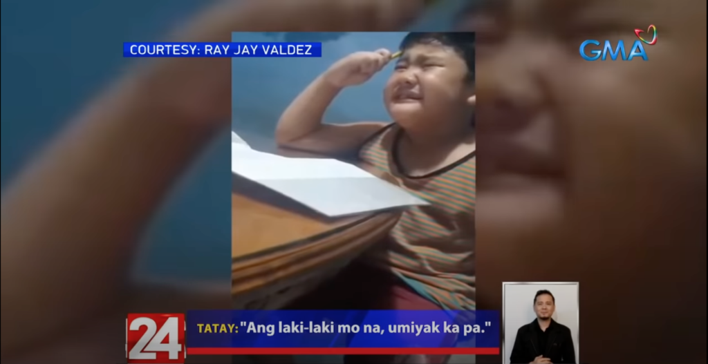 Videos of FILIPINO Kids Complain About Their Long Names Go Viral