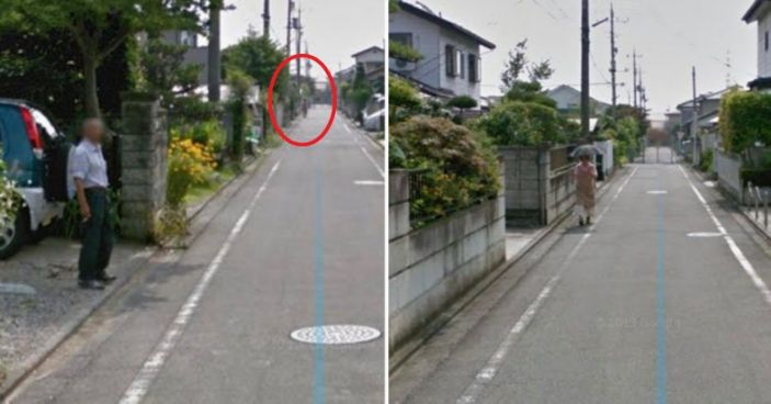 Man Finds Late Father Waiting for His Mom to Come Home on GOOGLE EARTH
