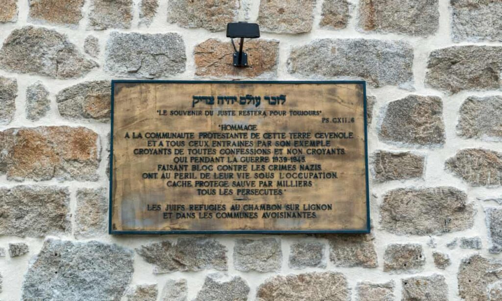 Man leaves €2m to a French village for Hiding Family from NAZIS