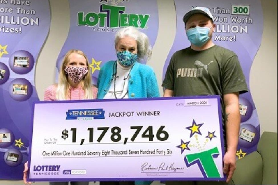 Man Finds Missing LOTTERY TICKET for Over $1M Jackpot