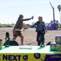 California Brewery Sets Guinness Record by Catapulting Keg at 438-Feet Distance
