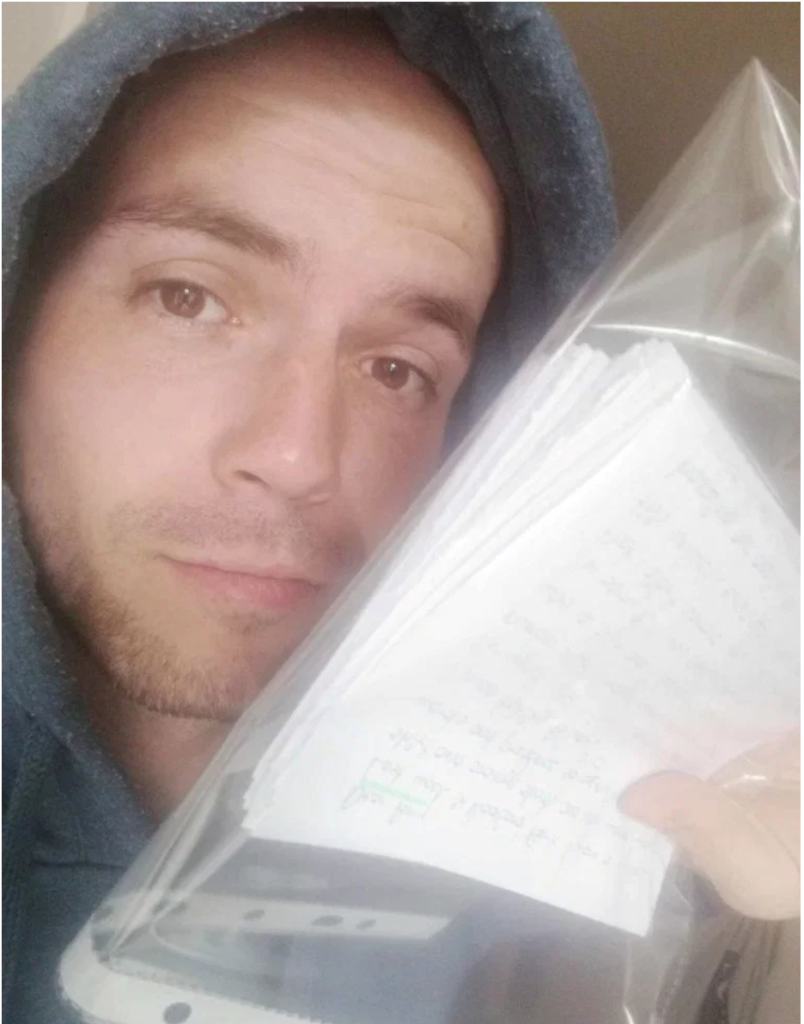 Man Writes 100 LOVE LETTERS to Woman Who Gave Her Wrong Number