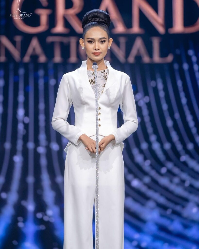 MISS GRAND MYANMAR Requests to Remain in Thailand after Seeking Help During Pageant