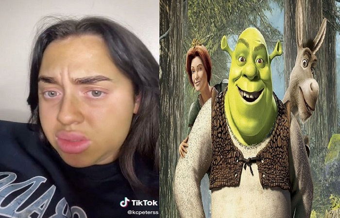 Woman Turns into SHREK after Using Expired Fake Tan