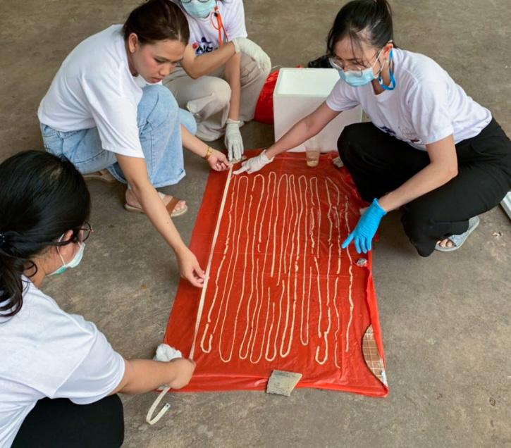 Man Complains for EXTREME FARTING, Finds 18-Meter Long Tapeworm
