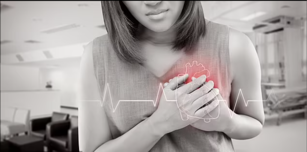 Men Experiencing CHEST PAIN Receive Better Medical Treatment than Women