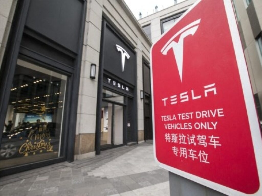 TESLA Builds Data Center in China Despite SPYING FEARS